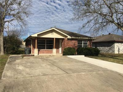Bryan , College Station  Single Family Home For Sale: 117 Southland Street