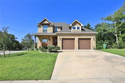 Bryan TX Single Family Home For Sale: $359,900