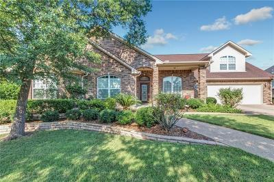 College Station Single Family Home For Sale: 5308 Quaker Ridge