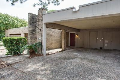 College Station Condo/Townhouse For Sale: 1531 Wolf Run