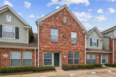 College Station Condo/Townhouse For Sale: 1001 Krenek Tap Road #2703