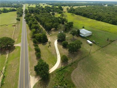 Franklin Single Family Home For Sale: 2236 Fm 2446 Farm To Market Road