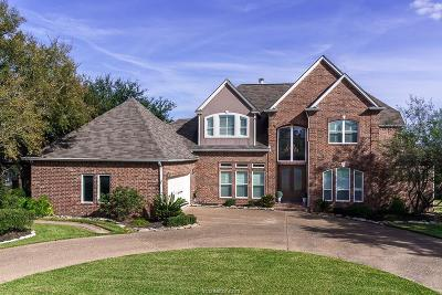 Brazos County Single Family Home For Sale: 912 Winged Foot Drive