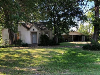 Madisonville Single Family Home For Sale: 508 East Willard Street