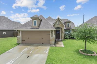 Bryan TX Single Family Home For Sale: $194,900