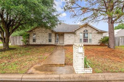 College Station Single Family Home For Sale: 801 Camellia Court