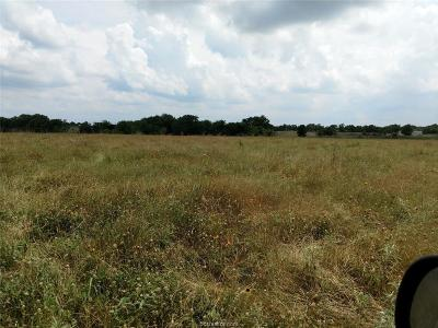 College Station, Bryan, Iola, Caldwell, Navasota, Franklin, Madisonville, North Zulch, Hearne Residential Lots & Land For Sale: 6338 Cr 110