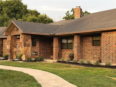 Grimes County Single Family Home For Sale: 3459 Highway 90