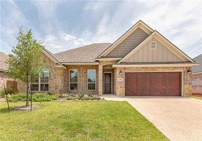 Bryan TX Single Family Home For Sale: $338,000