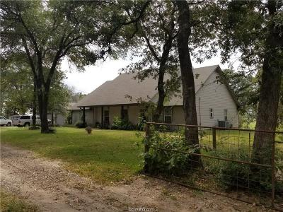 Milam County Single Family Home For Sale: 994 Hwy 36