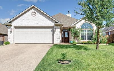 College Station Single Family Home For Sale: 212 Passendale Lane