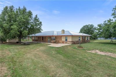 Madisonville Single Family Home For Sale: 9891 Greenbriar Road