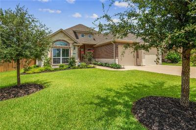 Bryan TX Single Family Home For Sale: $314,000