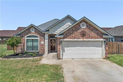 College Station Single Family Home For Sale: 3322 Keefer Loop