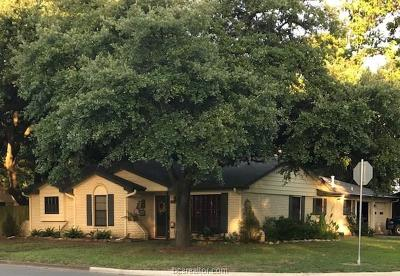 Hearne Single Family Home For Sale: 405 Rose Marie