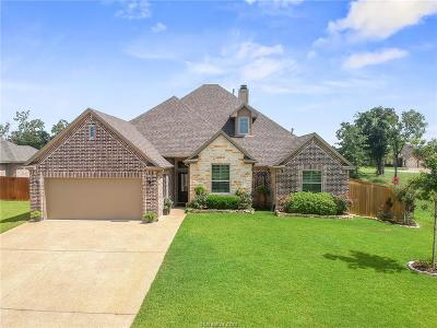 Bryan Single Family Home For Sale: 3609 Park Oak Drive