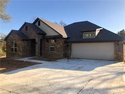 College Station Single Family Home For Sale: 17340 Cedar Springs Court