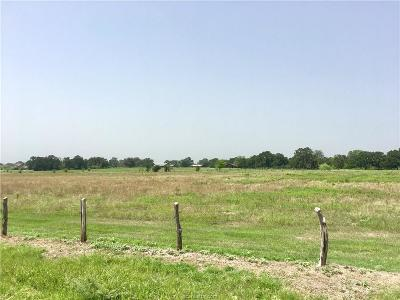 College Station, Bryan, Iola, Caldwell, Navasota, Franklin, Madisonville, North Zulch, Hearne Residential Lots & Land For Sale: 7012 Shirley Road