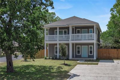 College Station Multi Family Home For Sale: 1201 Hardwood Lane