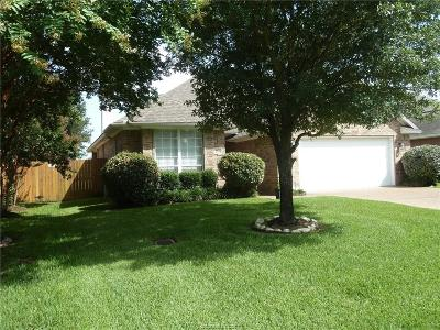 College Station Single Family Home For Sale: 216 Landsburg Court