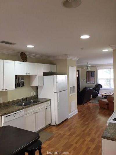 College Station TX Condo/Townhouse For Sale: $172,900