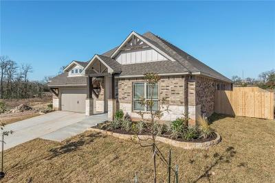 College Station TX Single Family Home For Sale: $369,890