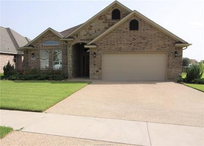 Brazos County Single Family Home For Sale: 15600 Shady Brook Lane