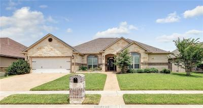College Station Single Family Home For Sale: 15711 Buffalo Creek Loop