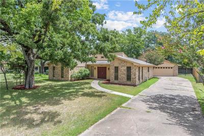 College Station TX Single Family Home For Sale: $193,000