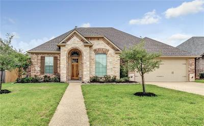 College Station TX Single Family Home For Sale: $425,000