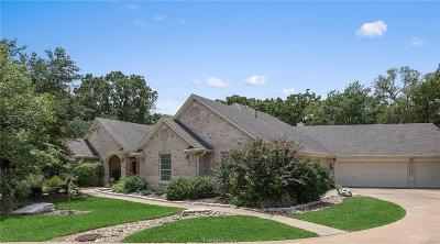 College Station Single Family Home For Sale: 1501 Lynx Cove