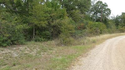 College Station Residential Lots & Land For Sale: 22 Woodview Pvt Loop