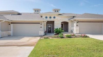 Bryan  , College Station Condo/Townhouse For Sale: 1744 Heath Drive