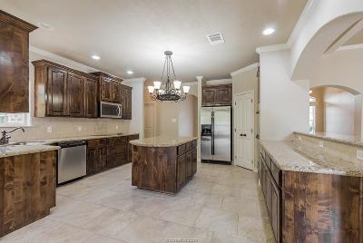 College Station Single Family Home For Sale: 18249 Wigeon Trail Drive
