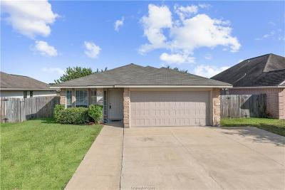 College Station Single Family Home For Sale: 912 Bougainvillea Street