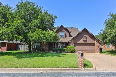 College Station Single Family Home For Sale: 3412 Regal Row