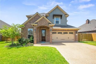 College Station Single Family Home For Sale: 2127 Chestnut Oak Circle
