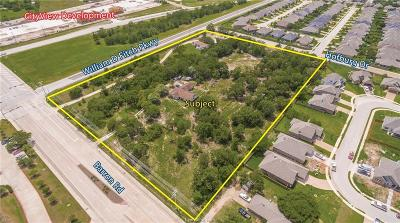 College Station Residential Lots & Land For Sale: 2840 Barron Rd 2840 Barron Rd