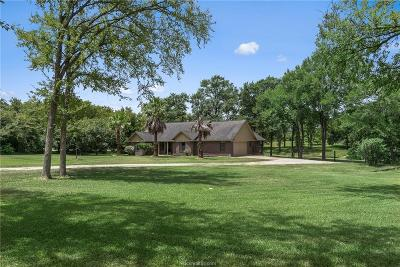 Navasota Single Family Home For Sale: 2944 White Switch Road