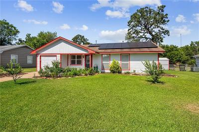 Bryan Single Family Home For Sale: 4003 Tanglewood Drive