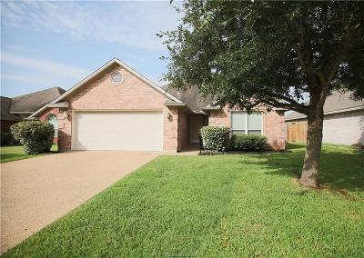 College Station Single Family Home For Sale: 3705 Essen Loop