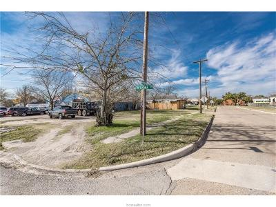 Bryan Residential Lots & Land For Sale: 103 West 32nd Street