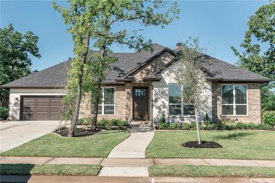 College Station Single Family Home For Sale: 5200 Flint Hills Drive