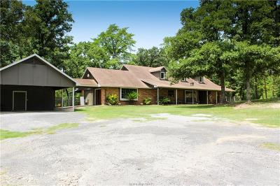 Leon County Single Family Home For Sale: 8071 County Road 329