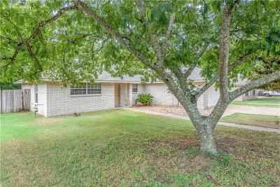 Bryan TX Single Family Home For Sale: $178,000