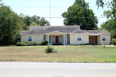 Madisonville Single Family Home For Sale: 1408 East Main Street