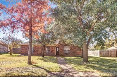 Bryan Single Family Home For Sale: 4508 Kensington Road