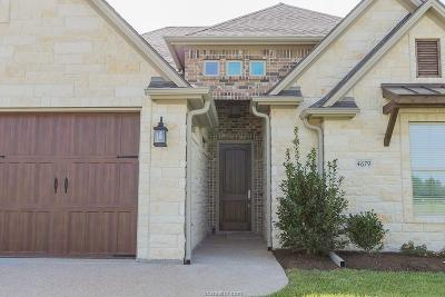 Bryan Single Family Home For Sale: 4679 South Stonecrest