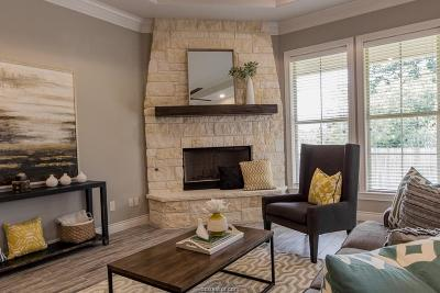 Bryan Single Family Home For Sale: 4687 Stonecrest