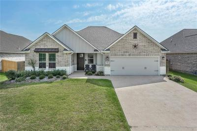 Bryan Single Family Home For Sale: 3521 Foxcroft Path